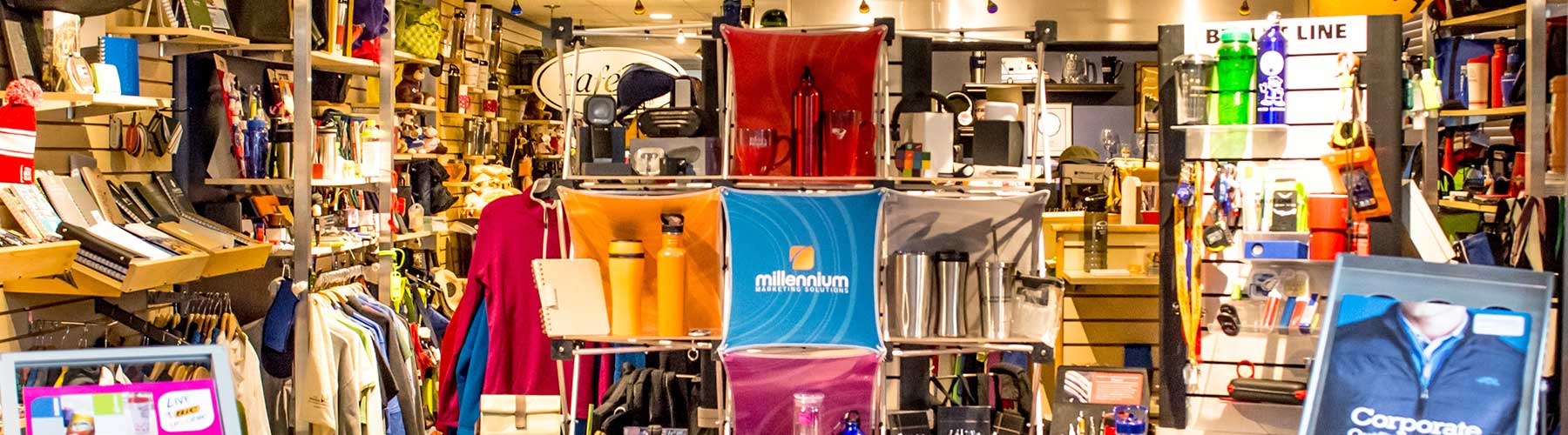 Millennium Marketing Solutions Display Store